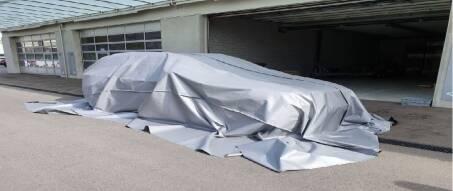 Hochleistungs Löschdecken für Fahrzeuge mit Lithium Ionen Batterien