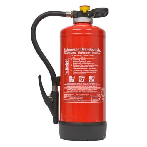 Übungs Feuerlöscher 9 Liter Wasser-Schaum