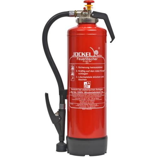 Gel-Feuerlöscher 6 Liter für Li-Ionen-Akkus