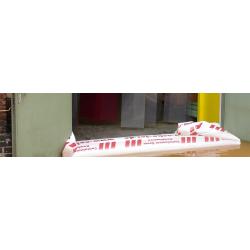 Öko-Tec Doppelkammerschlauch für Tür und...