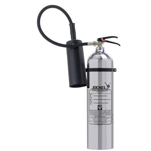 Antimagnetische Co2-Feuerlöscher, 5 Kilo K5AM