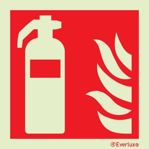 Feuerlöscher ISO 7010