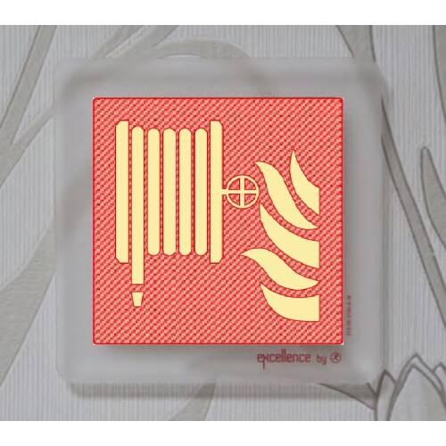 Brandschutzzeichen Löschschlauch Exklusiv