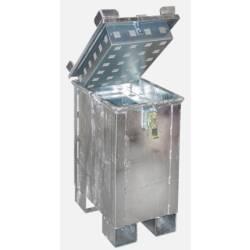 Lagerbehälter für defekte oder gelöschte...
