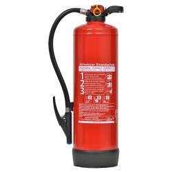 Pulver-Feuerlöscher 12 Kilo P12J55