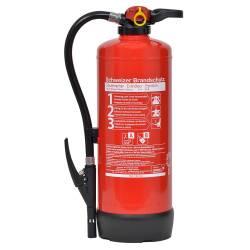 Schaum Feuerlöscher 9 Liter SK9JX Bio27