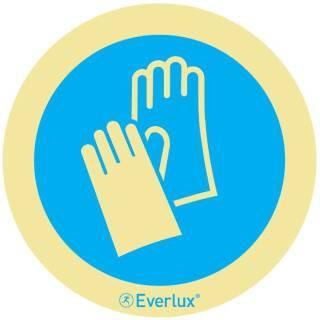Handschuhe benutzen